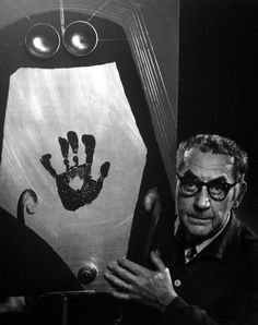 Man Ray - The Greatest Portraits Ever Taken By Yousuf Karsh - 121Clicks.com