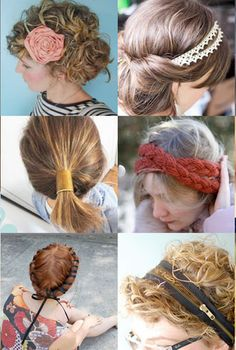 15 Chic & Creative DIY Hair Accessories