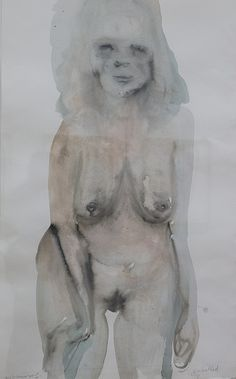 Marlene Dumas (b1953 Cape Town, South Africa; in 1976 relocated in Amsterdam)