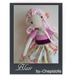 handmade doll, crochet doll,amigurumi doll