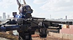 CHAPPIE – Official Teaser Trailer