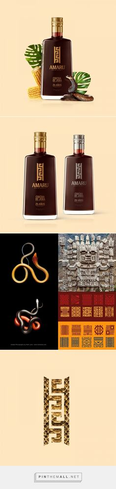 Amaru - Packaging of the World - Creative Package Design Gallery - http://www.packagingoftheworld.com/2017/10/amaru.html