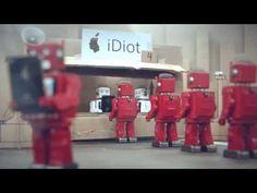 IDIOTS - iPhone Parody - YouTube
