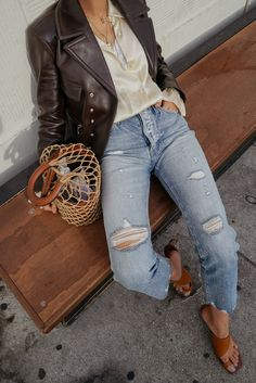 Aimee Song, fashion blogger of Song of Style, shows you how to dress for changing seasons.