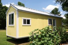 Researching tiny homes has yielded interesting information on folks from around the world who live in small spaces. Some homeowners dive into the little lifestyle just for the experience.