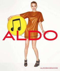 Aldo campaign photographed by Terry Richardson