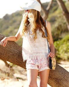 Carey Knit Top + Dylan short   Pavement United Brands