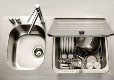 Dishwasher Sink (Briva Series KIDS36EPSS) from KitchenAid