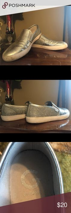 409c7112cf38 47 Best Silver loafers images in 2018 | Feminine fashion, Casual ...