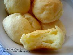 Brazilian Cheese Rolls (Rodizio Grill)