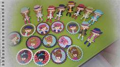 Boches Dayka decorados