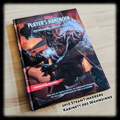 Hey ho! After a long time, the German version of the #DnD5e Player's Handbook is available again. That's so fantastic! ❤️ #DnD5 #DnD #DungeonsAndDragons #RPG #RSP