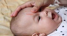 come far addormentare il bambino massaggio