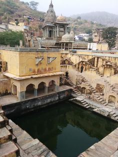 Panna Meena ka Kund - Jaipur  Nahe dem Anokhi Museum