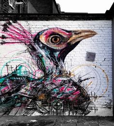 L7m in LONDON (UK) - The respect is a rare bird.