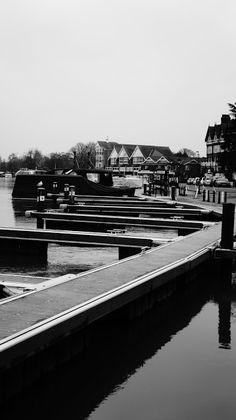 Henley-on-Thames - UK. Jan/2014 por Yamana Diniz ♥
