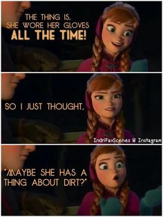 this is why if i was a princess i'd be anna