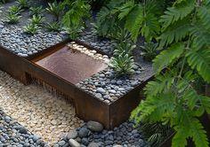 Zen Rock Garden: Craig Reynolds Landscape