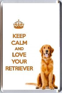 keep calm and love golden retriever - Google Search