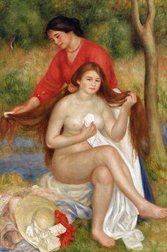 Pierre Auguste Renoir - at Barnes Foundation Philadelphia PA   Flickr - Photo Sharing!