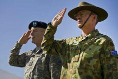 Flying V Ceremony by The U.S. Army, via Flickr