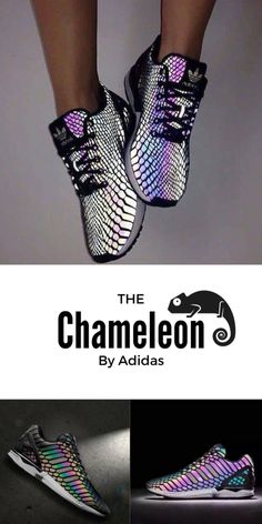 Adidas Chameleon Sport Shoe Ships within 7 days. ~ Item Type: Running Shoes Insole Material: Rubber Material: Mesh Base Shoe Color: Black Product displayed in a low light setting to demonstrate colors