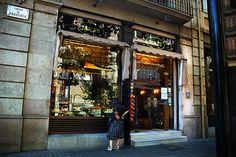 Hot Chocolate in Barcelona  Pastelerias Mauri