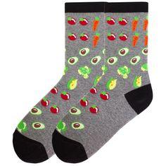 Red Chili Socks.Vegetable socks.Farmer socks.Vege socks.Spicy socks Chili Socks