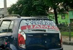 NADIE QUIERE VIVIR COMO SE VIVE EN VENEZUELA! DAMOS VERGÜENZA. MIRA LA CAMPAÑA EN ECUADOR pic.twitter.com/CYR3Tv2qhl
