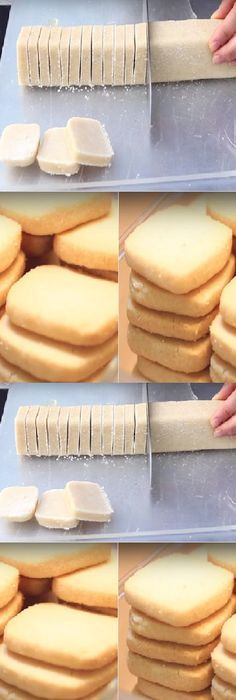 Incredibly soft cookies: You will need just 3 ingredients and 30 minutes of time! Baking Recipes, Cookie Recipes, Dessert Recipes, Desserts, Bolacha Cookies, Decadent Cakes, Pan Dulce, Tasty Bites, Cupcake Cookies