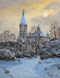 「雪 絵画」の画像検索結果