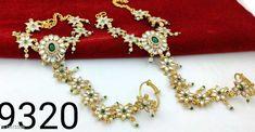 Bangles & Bracelets Shimmering Unique Bracelet & Bangles Base Metal: Brass Plating: Gold Plated Stone Type: American Diamond Sizing: Non-Adjustable Sizes: Country of Origin: India Sizes Available: 2.4, 2.6, 2.8, Free Size   Catalog Rating: ★4.1 (545)  Catalog Name: Diva Fancy Bracelet & Bangles CatalogID_2725761 C77-SC1094 Code: 003-13813399-417