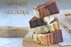Cheesecake Swirl Chocolate Brownies recipe