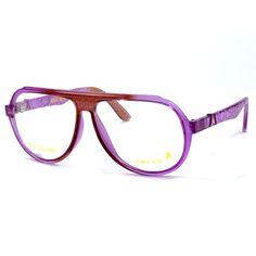 Óculos de Grau Absurda La Rocca - Roxo - 2548 774 59