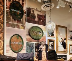 Quiksilver Womens display @ American Rag, Fashion Island Newport Beach
