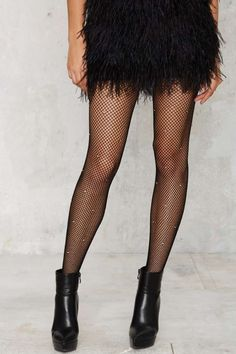 Hole Up Fishnet Tights | Shop Accessories at Nasty Gal!