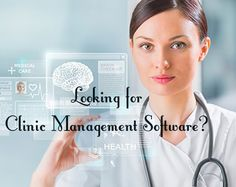 Practice management software is one of the main categories of healthcare software and they can manage a day to day works such as billing details, patients history, medication details and kind of clinic management details.