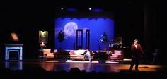 "Community theatre production of ""God's Favorite"" by Neil Simon"