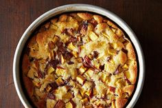 Put this Peach Cake on your to-bake list stat.