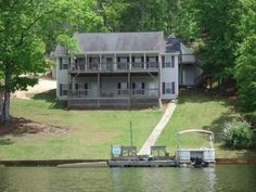 Check out this awesome listing on Airbnb: Oakridge At Lake Wedowee - Houses for Rent in Wedowee