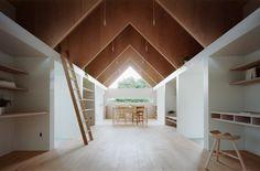 Koya No Sumika   mA-style Architects © Kai Nakamura