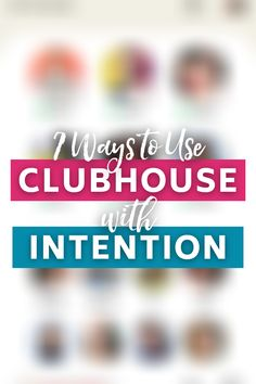 Curious about Clubhouse, the social platform which allows you to participate in live audio conversations? Trying to figure out how to use Clubhouse for your business? Listen as I share my 7 ways to use Clubhouse with Intention. This list was designed to help you be more intentional with each and every second spent on Clubhouse. #clubhouse #clubhouseapp #intention #entrepreneur #timemanagement #authenticity #community #communication Listening Skills, Virtual Assistant, Growing Your Business, Social Platform, Healthy Relationships, Time Management, Authenticity, Social Media Marketing, Entrepreneur