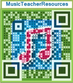 MusicTeacherResources   Snap a picture with a QR code reader on your mobile device to load the MusicTeacherResources store URL in your device!