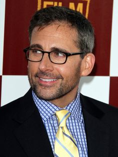 Yeah, Steve Carell is hot in that older guy kind of way. I'm just putting that out there.