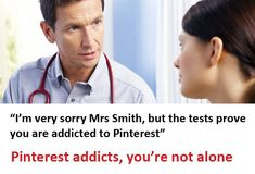 Are you addicted to Pinterest? You are not alone! #pinterest www.pinterestnews.org