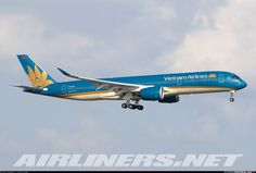 Airbus A350-941 - Vietnam Airlines | Aviation Photo #5123229 | Airliners.net