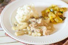 Gluten Free Creamy Chicken Noodles Recipe