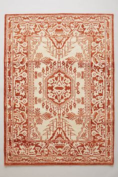 Hand-Knotted Arasta Rug Love this rug. And they deliver to Ireland!