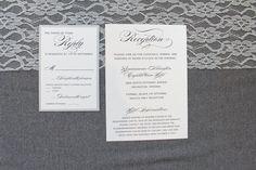 Modern Vintage Glam Wedding Invitation Shimmery by LamaWorks    Invited by Lamaworks  every invitation deserves to be custom  www.invitedbylamaworks.com