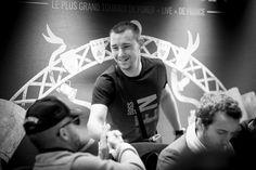 Allan Tirel termine à la 8e place de cette 5e édition du Winamax Poker Tour. La finale #WiPT 2015/2016 au Cercle Clichy Montmartre. Crédit photo: Caroline Tribot #Winamax #Poker #CCM